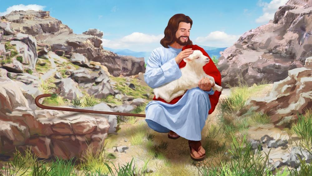 jesus letzte worte