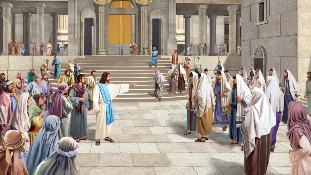 pharisäer zur zeit jesu